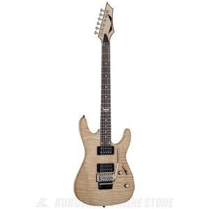 DEAN Custom 350F Series / Custom 350 Floyd - Gloss Natural [C350F GN](エレキギター)(送料無料)(お取り寄せ)|kurosawa-unplugged