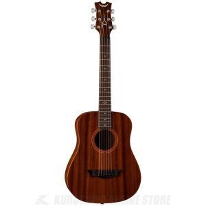 DEAN Flight Mahogany Travel Guitar w/Gigbag [FLY M...