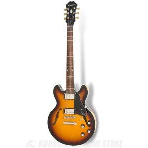 Epiphone ES-339 Pro (Vintage Sunburst)[ET33VSNH1](エレキギター)(送料無料)(ご予約受付中)|kurosawa-unplugged