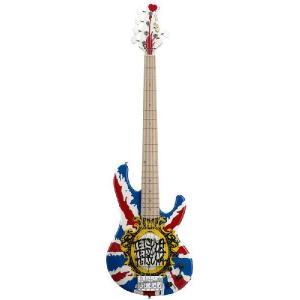 ESP Artist Series Bardic Union Jack [ tetsuya / L'Arc〜en〜Ciel](送料無料)(受注生産品)|kurosawa-unplugged