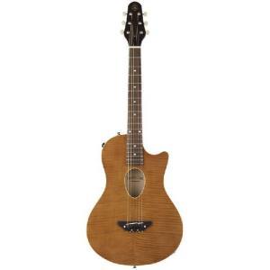 ESP BambooInn-CE(Natural)(Charプロデュース・コンパクトエレアコギター)(送料無料)(お取り寄せ)|kurosawa-unplugged