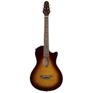 ESP BambooInn-CE(Tobacco Sunburst)(Charプロデュース・コンパクトエレアコギター)(送料無料)(お取り寄せ)|kurosawa-unplugged