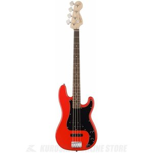 Squier Affinity Series Precision Bass PJ, Rosewood Fingerboard, Race Red[0310500570](ベース/プレシジョンベース)(送料無料)(マンスリープレゼント)|kurosawa-unplugged