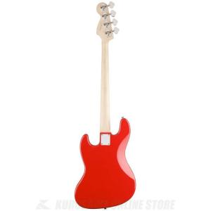 Squier Affinity Jazz Bass, Indian Laurel Fingerboard, Race Red[0310760570](ベース/ジャズベース)(送料無料)(マンスリープレゼント)(お取り寄せ)|kurosawa-unplugged|02