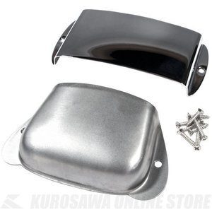 Fender [No.0992087000] Pure Vintage Precision Bass Ashtray Cover Set (ベース用ブリッジカバー+ピックアップカバー)|kurosawa-unplugged