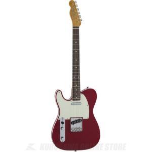 Fender Made in Japan Traditional MIJ 60s Telecaster Custom, Left-Hand, Rosewood, Torino Red [5351600358] (エレキギター/テレキャスター)(ご予約受付中)|kurosawa-unplugged