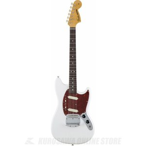 Fender Made in Japan Traditional MIJ '60s Mustang , Rosewood, Arctic White [5354600380] (エレキギター/ムスタング)(送料無料) kurosawa-unplugged