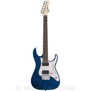 GrassRoots G-MR-45R (See Thru Blue) (エレキギター)(送料無料) kurosawa-unplugged