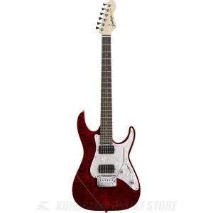 GrassRoots G-MR-45R (See Thru Red) (エレキギター)(送料無料) kurosawa-unplugged