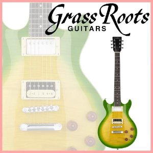 GrassRoots Artist Series G-SR-IGUANA [ 横山健 / Ken Yokoyama /Hi-STANDARD ](送料無料)(ご予約受付中) kurosawa-unplugged