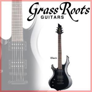 Grass Roots G-FR-56G Lefty (Black)(送料無料) kurosawa-unplugged