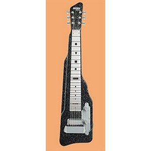 Gretsch Electromatic G5715 Lap Steel(BKS)(ストラップラバープレゼント)|kurosawa-unplugged