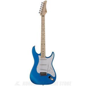 Greco WS-STD (Blue / Maple)(エレキギター)(日本製)(送料無料)(ストラップラバープレゼント)|kurosawa-unplugged