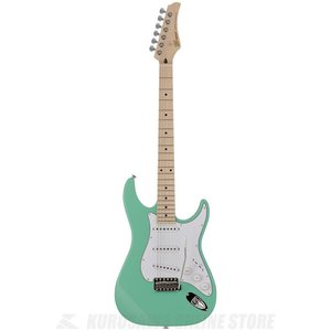 Greco WS-STD (Light Green / Maple)(エレキギター)(日本製)(送料無料)(ストラップラバープレゼント)|kurosawa-unplugged