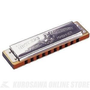 Hohner Old Standby 34B/20(C調)(ブルースハープ) kurosawa-unplugged