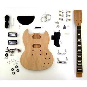 HOSCO ER-KIT-SG (SGタイプ組み立てギターキット)(お取り寄せ)