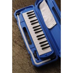 KC/キョーリツコーポレーション  鍵盤ハーモニカ キョーリツ メロディーピアノ(ブルー) (鍵盤ハーモニカ) [P3001-32K](今ならドレミシール付き!) kurosawa-unplugged