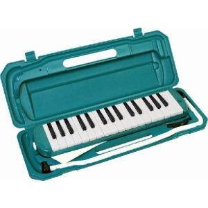 KC/キョーリツコーポレーション  鍵盤ハーモニカ キョーリツ メロディーピアノ(グリーン) (鍵盤ハーモニカ) [P3001-32K](今ならドレミシール付き!) kurosawa-unplugged