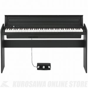 【大決算セール!ポイントアップ!】KORG LP-180 BK(デジタルピアノ)(送料無料)(マンス...