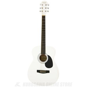 Legend FG-15 PWH(Pearl White) (アコースティックギター)(初心者向け)(ソフトケース付属)(マンスリープレゼント) kurosawa-unplugged