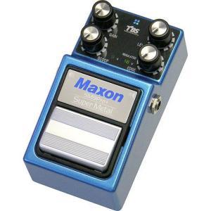 Maxon SM9Pro+ Super Metal (ディストーション)(送料無料)|kurosawa-unplugged
