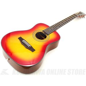 Morris LA-231 CS(ミニアコースティックギター)(送料無料)|kurosawa-unplugged