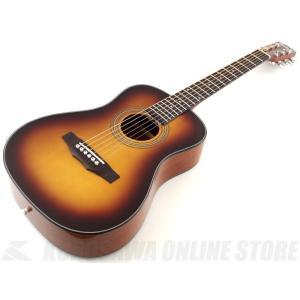 Morris LA-231 TS(ミニアコースティックギター)(送料無料)|kurosawa-unplugged