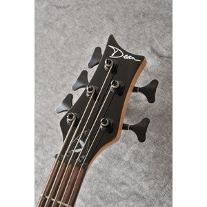 DEAN Edge 09 / Edge 09 5 String - Classic Black [E09 5 CBK](ベース)(送料無料)(お取り寄せ)|kurosawa-unplugged|05