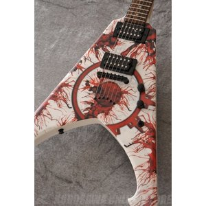 DEAN Michael Amott Series / Michael Amott Tyrant X Splatter [MAS TYRANTX SPLT](エレキギター)(送料無料)(お取り寄せ)|kurosawa-unplugged