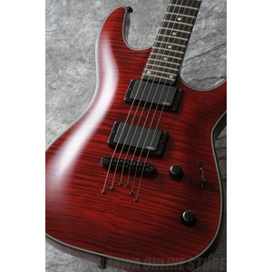 DEAN Custom / Custom 450 Flame Top w/EMG- Scary Cherry [C450 FM SC](お取り寄せ) (マンスリープレゼント)|kurosawa-unplugged