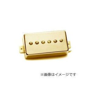 Seymour Duncan Phat Cat SPH90-1b Gold Cover (ブリッジ用...
