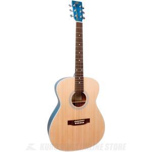 SX SO204 TBU (トリプルオータイプ・アコースティックギター) (シースルーブルー) (送料無料)|kurosawa-unplugged