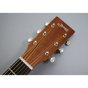 S.Yairi YD-04/MH (Mahogany)(ミディアムスケール・アコースティックギター)(送料無料)|kurosawa-unplugged|02