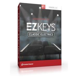 《新生活応援セール!ポイントアップ!》TOONTRACK EZ KEYS - CLASSIC ELE...