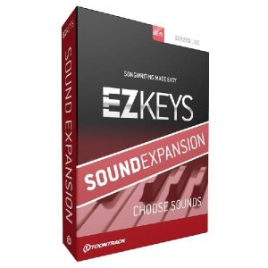 《新生活応援セール!ポイントアップ!》TOONTRACK EZ KEYS SOUND EXPANSI...
