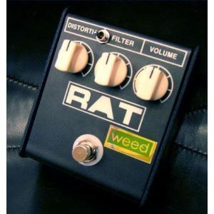 weed RAT mod / 2-WAY Germa (エフェクター/ディストーション)(送料無料)