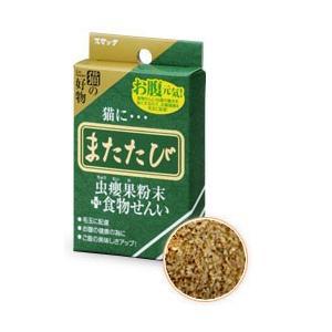 スマック またたび+食物せんい 2.5g 5包 (キャットフード/猫用おやつ/猫のおやつ・猫のオヤツ...