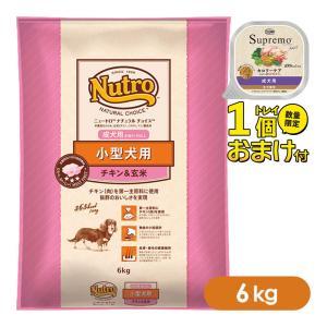 ニュートロ 犬 ナチュラルチョイス 小型犬用 成犬用 チキン&玄米  6kg