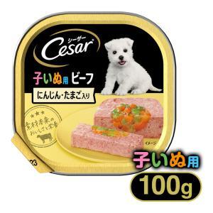 たまご、パセリ、お米等のヘルシーな素材を細かくし、子犬が食べやすいようにお肉と一緒にやわらかく調理し...
