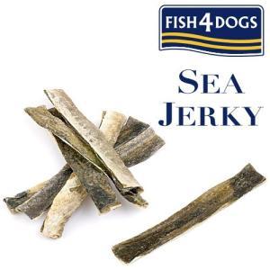 フィッシュ4ドッグ(FISH4DOGS) シージャーキー スキニー 100g(ドッグフード/犬用おやつ/犬のおやつ いぬのおやつ/DOG FOOD)