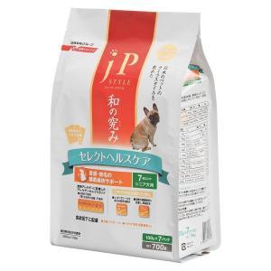 日清ペットフード JP S 和の究み皮膚7歳 700g (ドッグフード/ドライフード/高齢犬(シニア)・肥満犬用/穀物不使用(グレインフリー)/ペットフード/bulk)