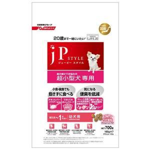 日清ペットフード JPスタイル超小型犬幼犬 700g (ドライフード/子犬用/ペットフード/DOGFOOD/ドックフード/犬用品/ペット用品/bulk)