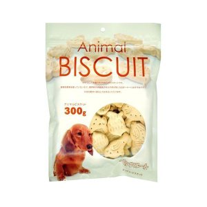 ペッツルート アニマルビスケット 300g (犬用おやつ/犬のおやつ・いぬのおやつ・犬のオヤツ/ドックフード/bulk)|kurosu