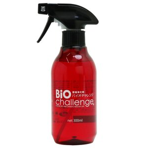バイオチャレンジ スプレーボトル 300ml (除菌・消臭用品/消臭剤・除菌剤/消臭液/消臭スプレー...