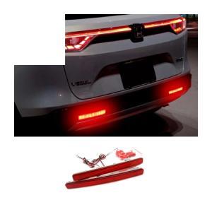 ステップワゴンRK1 RK LED 無限 リフレクター 36LED レッド|kuruma-com2006