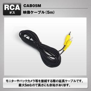 MAXWINマックスウィンCAB05M/RCA延長ケーブル5m|kurumadecoco