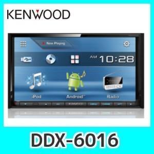 KENWOODケンウッドDDX-6016 7.0V型ワイドDVD/CD/USB/iPodレシーバーMP3/WMA/AAC/WAV対応|kurumadecoco