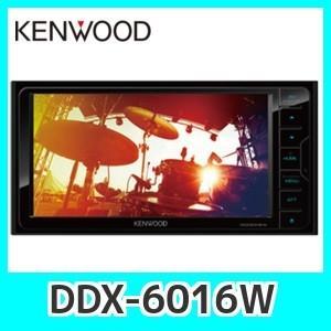 KENWOODケンウッドDDX-6016W 7.0V型200mmワイドDVD/CD/USB/iPodレシーバーMP3/WMA/AAC/WAV対応|kurumadecoco