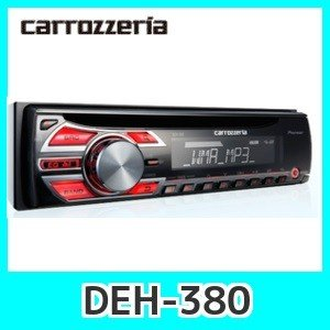 パイオニア/カロッツェリアDEH-380 CD...の関連商品4