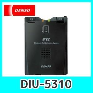 ETC車載器デンソーDIU-5310 DC12V/24V兼用(音声インターフェースタイプ)|kurumadecoco